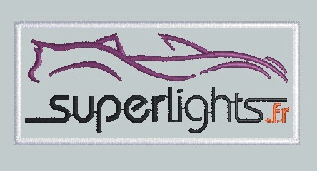 Écusson Superlights